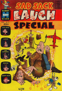 Cover Thumbnail for Sad Sack Laugh Special (Harvey, 1958 series) #12