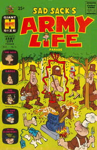 Cover Thumbnail for Sad Sack's Army Life Parade (Harvey, 1963 series) #11