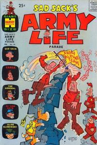 Cover Thumbnail for Sad Sack's Army Life Parade (Harvey, 1963 series) #19
