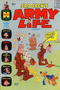 Cover Thumbnail for Sad Sack's Army Life Parade (Harvey, 1963 series) #26