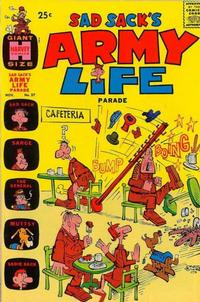 Cover Thumbnail for Sad Sack's Army Life Parade (Harvey, 1963 series) #27