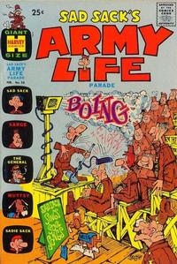 Cover Thumbnail for Sad Sack's Army Life Parade (Harvey, 1963 series) #28