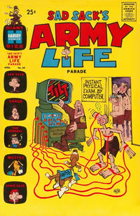 Cover Thumbnail for Sad Sack's Army Life Parade (Harvey, 1963 series) #29