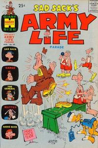 Cover Thumbnail for Sad Sack's Army Life Parade (Harvey, 1963 series) #30