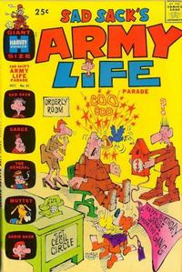 Cover Thumbnail for Sad Sack's Army Life Parade (Harvey, 1963 series) #31