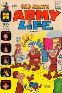 Cover Thumbnail for Sad Sack's Army Life Parade (Harvey, 1963 series) #32