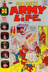 Cover Thumbnail for Sad Sack's Army Life Parade (Harvey, 1963 series) #33