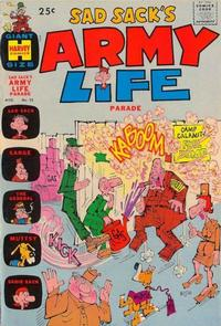 Cover Thumbnail for Sad Sack's Army Life Parade (Harvey, 1963 series) #35