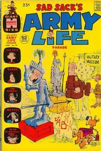 Cover Thumbnail for Sad Sack's Army Life Parade (Harvey, 1963 series) #39