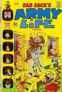 Cover Thumbnail for Sad Sack's Army Life Parade (Harvey, 1963 series) #43