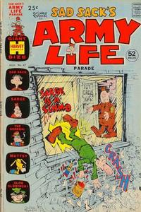 Cover for Sad Sack's Army Life Parade (Harvey, 1963 series) #47