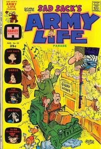 Cover Thumbnail for Sad Sack's Army Life Parade (Harvey, 1963 series) #53