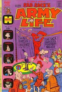 Cover Thumbnail for Sad Sack's Army Life Parade (Harvey, 1963 series) #56