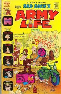 Cover Thumbnail for Sad Sack's Army Life Parade (Harvey, 1963 series) #57