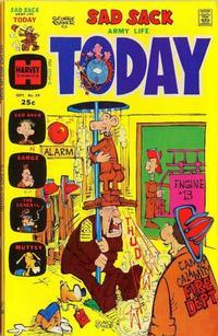 Cover Thumbnail for Sad Sack Army Life Today (Harvey, 1975 series) #59