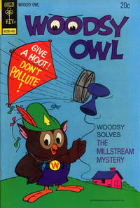 Cover Thumbnail for Woodsy Owl (Western, 1973 series) #3 [Gold Key Variant]