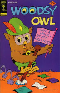 Cover Thumbnail for Woodsy Owl (Western, 1973 series) #7