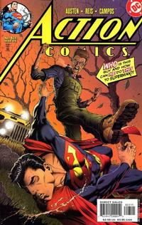 Cover Thumbnail for Action Comics (DC, 1938 series) #823