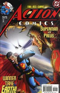 Cover Thumbnail for Action Comics (DC, 1938 series) #824