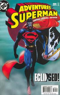 Cover Thumbnail for Adventures of Superman (DC, 1987 series) #639 [Direct Sales]