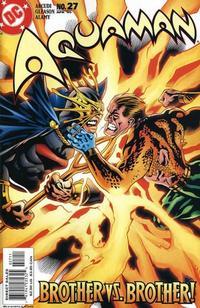 Cover Thumbnail for Aquaman (DC, 2003 series) #27