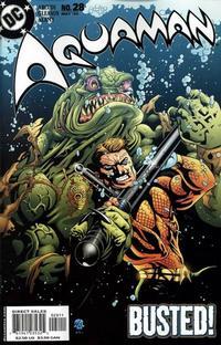 Cover Thumbnail for Aquaman (DC, 2003 series) #28
