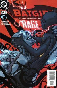 Cover Thumbnail for Batgirl (DC, 2000 series) #54