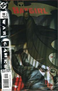 Cover Thumbnail for Batgirl (DC, 2000 series) #55 [Direct Sales]