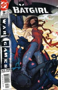 Cover for Batgirl (DC, 2000 series) #56