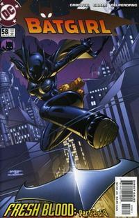 Cover Thumbnail for Batgirl (DC, 2000 series) #58