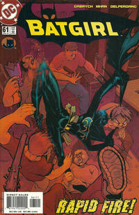 Cover Thumbnail for Batgirl (DC, 2000 series) #61