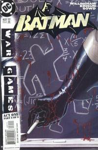 Cover Thumbnail for Batman (DC, 1940 series) #631 [Direct Sales]