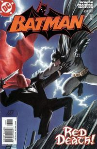 Cover Thumbnail for Batman (DC, 1940 series) #635