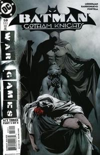 Cover Thumbnail for Batman: Gotham Knights (DC, 2000 series) #58 [Direct Sales]
