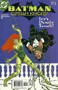 Cover Thumbnail for Batman: Gotham Knights (DC, 2000 series) #63