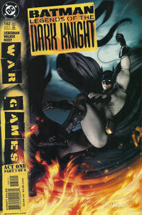 Cover Thumbnail for Batman: Legends of the Dark Knight (DC, 1992 series) #182 [Direct Sales]