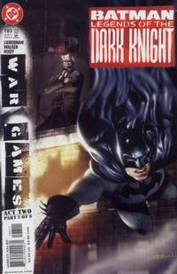 Cover Thumbnail for Batman: Legends of the Dark Knight (DC, 1992 series) #183 [Direct Sales]