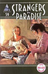 Cover Thumbnail for Strangers in Paradise (Abstract Studio, 1997 series) #59