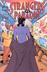 Cover Thumbnail for Strangers in Paradise (Abstract Studio, 1997 series) #64