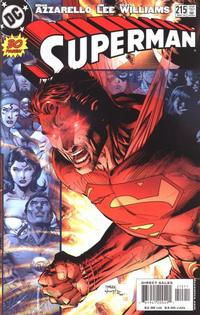 Cover Thumbnail for Superman (DC, 1987 series) #215