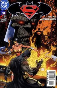Cover Thumbnail for Superman / Batman (DC, 2003 series) #11