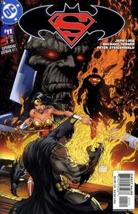 Cover Thumbnail for Superman / Batman (DC, 2003 series) #11 [Direct Sales]