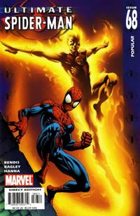 Cover Thumbnail for Ultimate Spider-Man (Marvel, 2000 series) #68