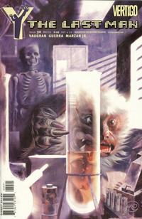 Cover Thumbnail for Y: The Last Man (DC, 2002 series) #30
