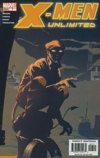Cover Thumbnail for X-Men Unlimited (Marvel, 2004 series) #7