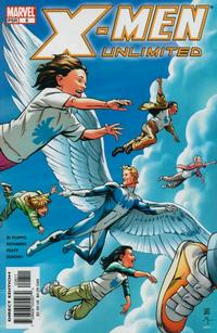 Cover Thumbnail for X-Men Unlimited (Marvel, 2004 series) #8
