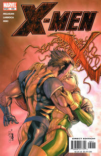 Cover Thumbnail for X-Men (Marvel, 2004 series) #169 [Direct Edition]