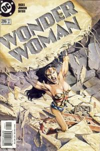 Cover Thumbnail for Wonder Woman (DC, 1987 series) #206