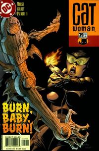 Cover Thumbnail for Catwoman (DC, 2002 series) #39 [Direct Sales]
