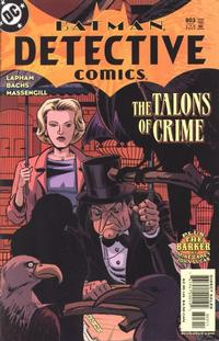 Cover Thumbnail for Detective Comics (DC, 1937 series) #803